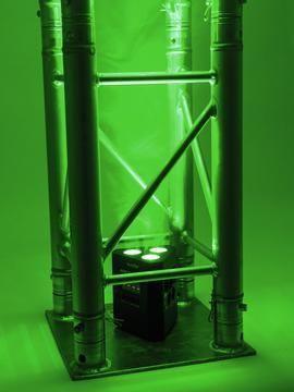 Lichttechnik mieten & vermieten - Set Ambientenbeleuchtung aus 4x Akku LED Scheinwerfer eurolite TL-3 TCL inkl. Transporttasche bis zu 6,5 h Betreibszeit  in Bad Mergentheim