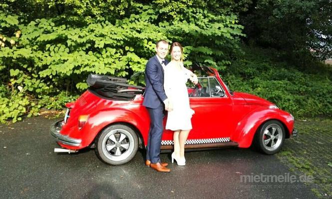 Hochzeitsauto Oldtimer Vw Kafer Cabrio Mieten Mieten 180 00 Eur