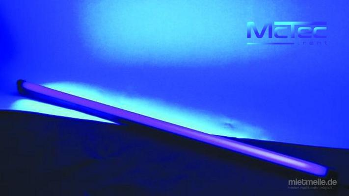 Lichttechnik mieten & vermieten - UV Licht Schwarzlicht Lichtanlage Lichttechnik Nebelmaschine in Langenhagen
