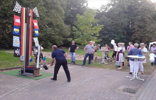 """Hau den Lukas mieten & vermieten -  """"Hau den Lukas"""" - Die Herausforderung! in Hamburg"""