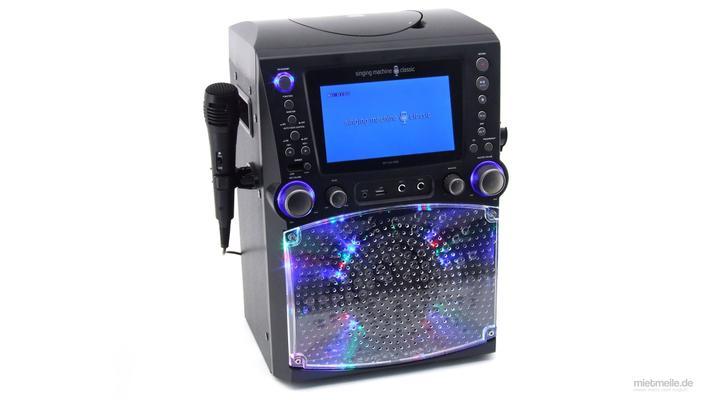 Karaoke Verleih mieten & vermieten - Karaoke-Maschine Karaoke-Anlage CD+G in Schkeuditz