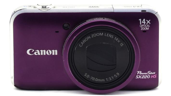 Fotokamera mieten & vermieten - Canon Digital-Kamera Powershot SX220 HS in Schkeuditz