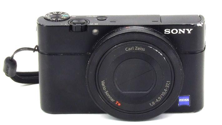 Fotokamera mieten & vermieten - Sony DSC-RX100 Digitalkamera-Verleih Kompakt-Kamera in Schkeuditz