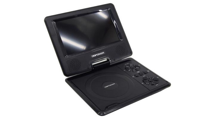 DVD- & Blue-Ray-Player mieten & vermieten - DVD-Player Spieler Tragbar 7,5 Zoll USB Auto in Schkeuditz