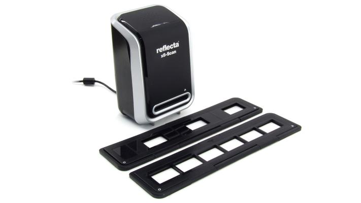 Diascanner & -projektor mieten & vermieten - Diascanner Negativscanner Filmscanner Reflecta X8 in Schkeuditz