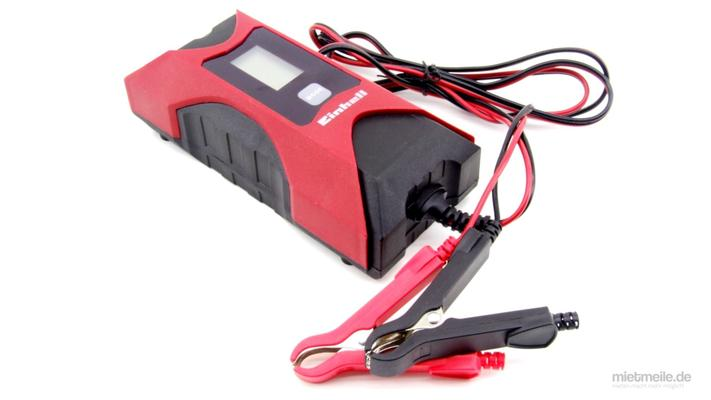 Elektronikzubehör mieten & vermieten - Kfz-Ladegerät Batterieladegerät PKW in Schkeuditz