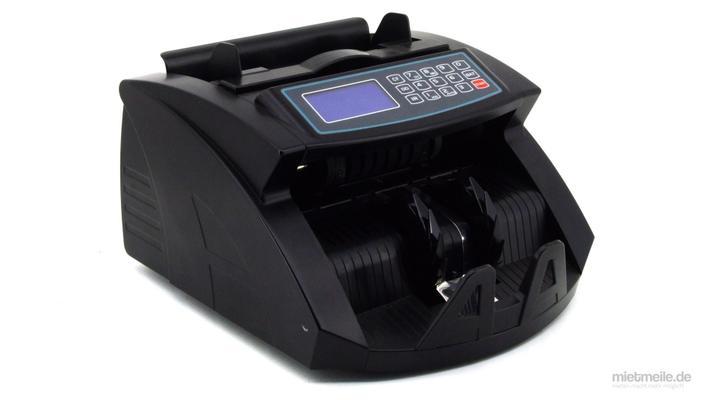 Geldzählmaschine mieten & vermieten - Geld-Zählmaschine Geld-Schein Zähler Geld-Prüfgerät in Schkeuditz