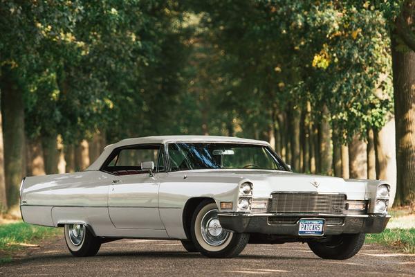 Hochzeitsauto mieten & vermieten - Cadillac DeVille Convertible Bj.1968 HOCHZEITSAUTO Cabriolet in Mönchengladbach