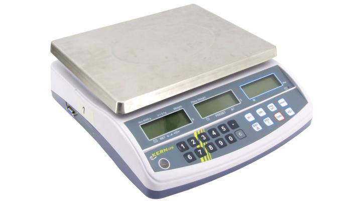 Elektronikzubehör mieten & vermieten - Zählwaage Inventur-Waage 6 kg – 0.1 g in Schkeuditz