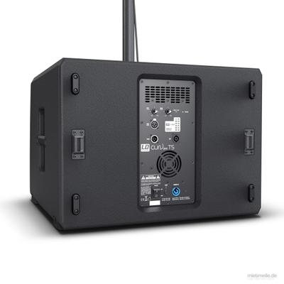 Tontechnik mieten & vermieten - Live Musik PA-Anlage LD Systems CURV 500 TS in Bonn