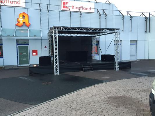 Bühne mieten & vermieten - Bühne / Ground Support  in Chemnitz