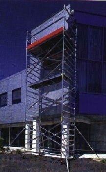 Gerüst mieten & vermieten - Altrex 5200 D - Fahrgerüst für Außenbereich - Standhöhe 5, 45 m = Arbeitshöhe ca. 7, 45 m  in Elsdorf (Rheinland)