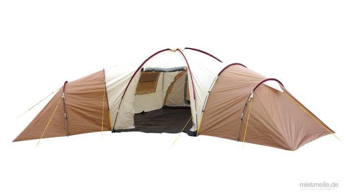 12 Personen Zelt Camping Zelt mieten 88,00 EUR pro drei Tage