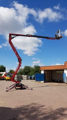 Teleskopbühnen mieten & vermieten - Raupenhebebühne Hinowa Lightlift 17.75 in Salzgitter Engelnstedt
