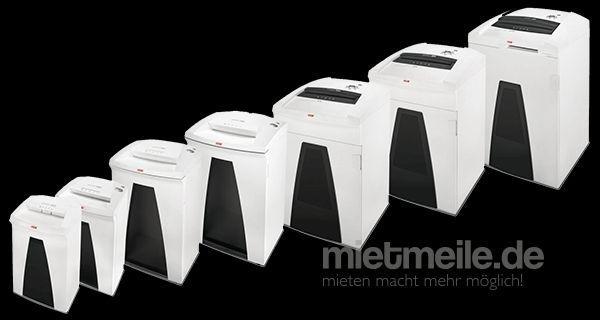 Drucker mieten & vermieten - DSGVO-gerechte Aktenvernichter/ Papierschredder/ Aktenvernichtung in Bochum