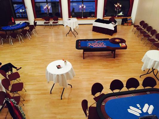 weitere Eventmodule mieten & vermieten - Roulette Tisch - Mobiles Casnio in Wipperfürth