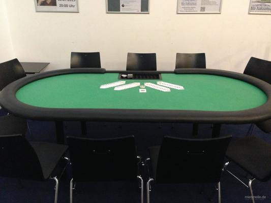 weitere Eventmodule mieten & vermieten - Poker Tisch - Pokerturnier - Mobiles Casino in Wipperfürth