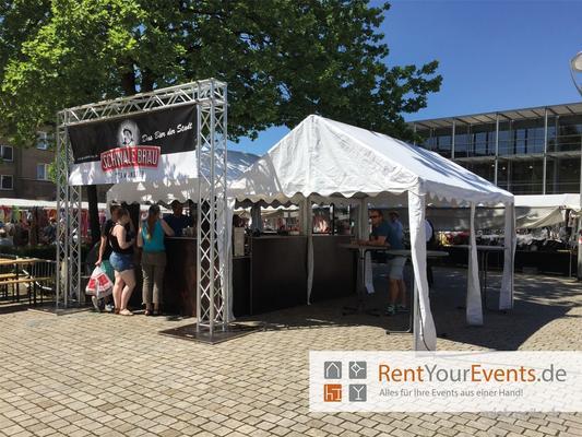 Partyzelte mieten & vermieten - Partyzelte günstig mieten   Verleih   Festzelte, Pavillons  in Bordesholm