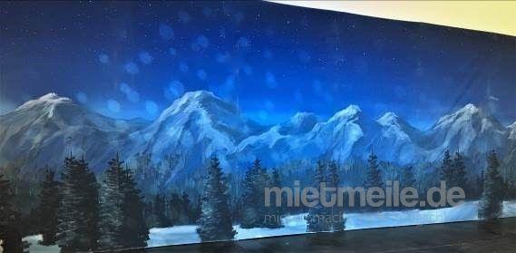 Kulissen mieten & vermieten - Berglandschaft Kulisse, Schnee, Winter, Weihnachten in Kamp-Bornhofen