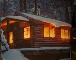 Kulissen mieten & vermieten - Alpenhütte Kulisse - Weihnachten, Alpen, Winter, Schnee in Kamp-Bornhofen