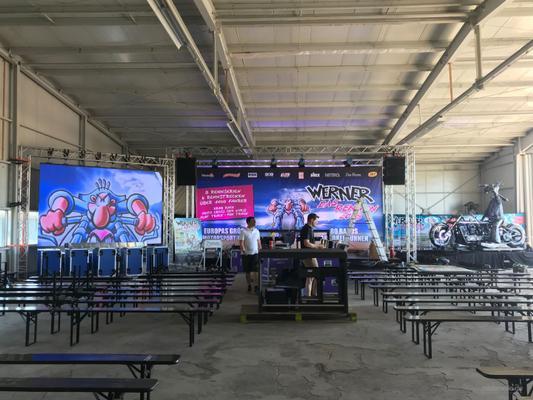 LCD Monitore mieten & vermieten - P4.81 LED Wand / LED Display Indoor & Outdoor bis zu 15qm zu vermieten in Kiel