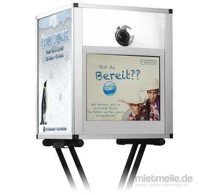 Fotobox mieten & vermieten - Fotobox, Fotobooth, Photobooth MIETEN in Erfurt