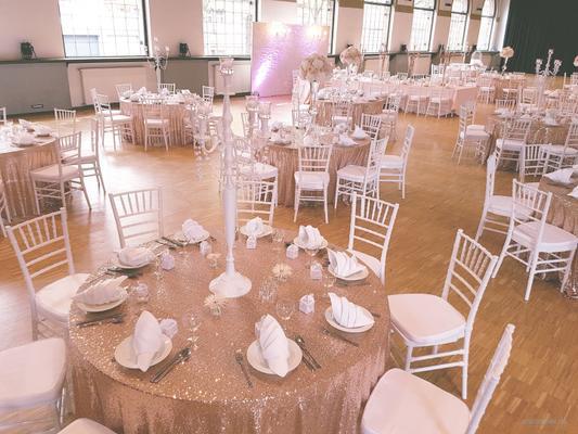 Hochzeitsdekoration mieten & vermieten - Chiavari Tiffany Stühle in Stuttgart