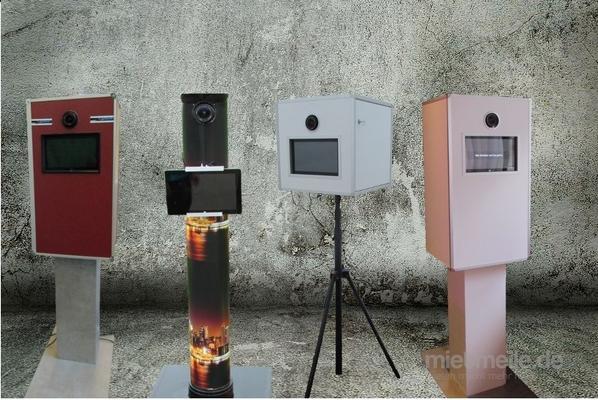 Fotobox mieten & vermieten - Fotobox mieten für Hochzeit, Geburtstag oder andere Events in Mögglingen