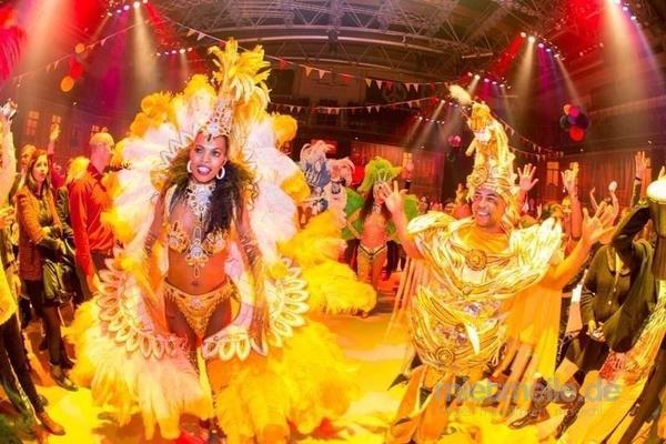 Tänzer mieten & vermieten - Original Brasilianische Sambatänzerinnen - Sambashow in Kaiserslautern