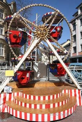Karussell mieten & vermieten - Mini Riesenrad in Gelsenkirchen