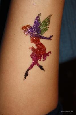 weitere Eventmodule mieten & vermieten - Glitzer Tattoo  in Gelsenkirchen