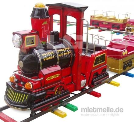 Eisenbahn mieten & vermieten - Kindereisenbahn Nostalgischer Kinderzug in Moosinning