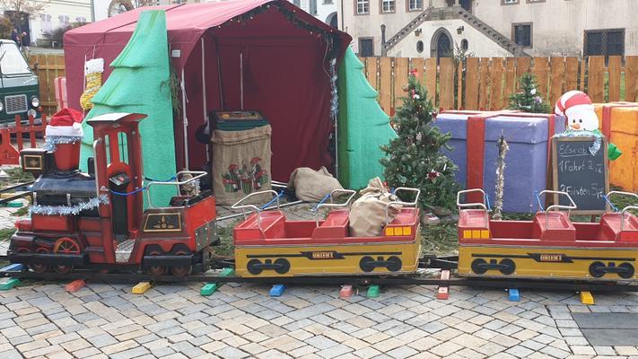 Eisenbahn mieten & vermieten - Kindereisenbahn inkl. Personal in Naumburg