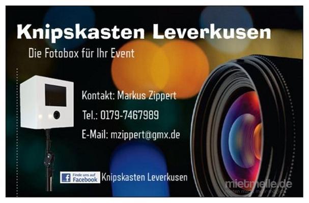 Fotobox mieten & vermieten - Fotobox mieten - Photobooth mieten - Hochzeitsbooth mieten in Leverkusen