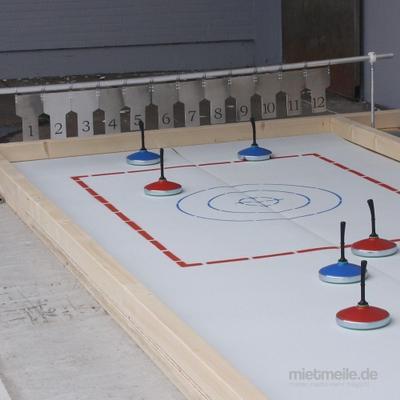 Curlingbahn mieten & vermieten - Eisstockschießen / Curling / Lattlschießen in Hannover