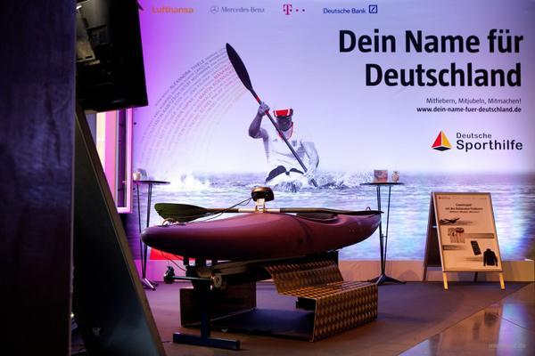 Simulatoren mieten & vermieten - Kajaksimulator in Euerbach