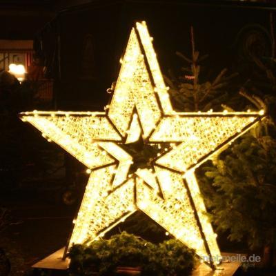 Weihnachtsdekoration mieten & vermieten - Mobiler Weihnachtsmarkt in Hannover