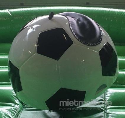 Fußball mieten & vermieten - Fußballrodeo - das Fußball-Bullriding inkl. 19% MwSt. in Münnerstadt