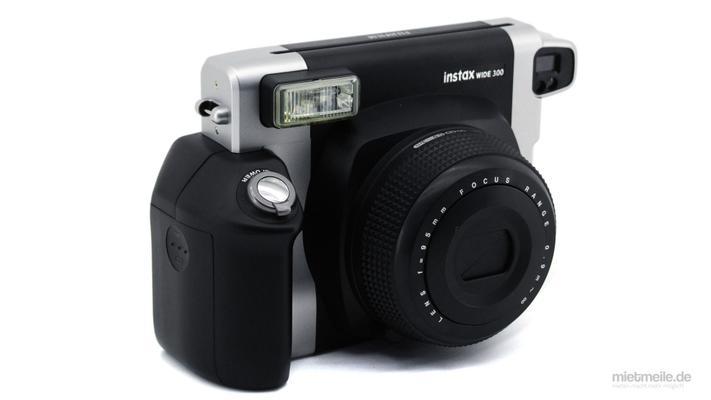 Fotokamera mieten & vermieten - Profi Sofortbild-Kamera Polaroid Instax Wide in Schkeuditz