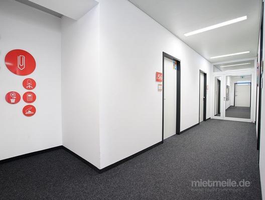 Büros mieten & vermieten - ALL-INCL.-MIETE: Teilsanierte Büros mit Teeküche inkl. Kaffee- und Teeflatrate in München in München