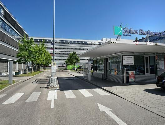 Büros mieten & vermieten - Schöne Büroflächen mit Empfang, Pförtner und Sicherheitsdienst in München in München