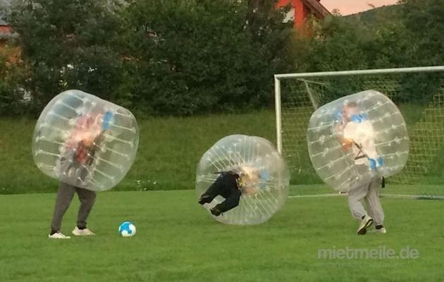 Fußball mieten & vermieten - Bumper Balls inkl. 19% MwSt. in Münnerstadt
