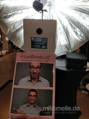 Fotobox mieten & vermieten - Fotobox in Eibelstadt