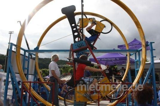 Großspielgeräte mieten & vermieten - Bike Looping in Eibelstadt