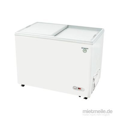 Tiefkühlgeräte mieten & vermieten - Kühltruhe / Gefriertruhe (Kombination) 300 Liter +5°C bis -22°C in Kaarst