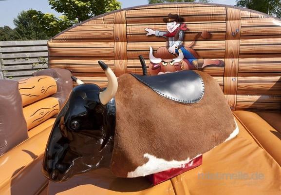 Bullriding mieten & vermieten - Rodeo Bullriding Anlage mieten in München