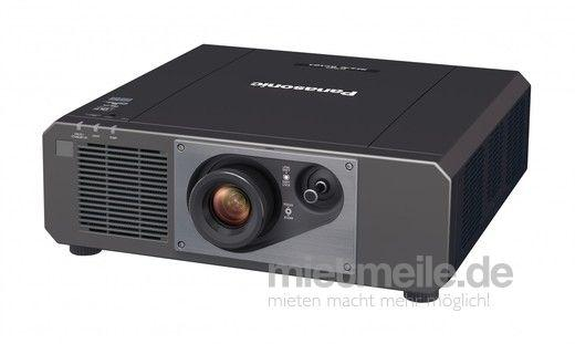 Beamer mieten & vermieten - Panasonic Beamer PT-RZ570BE in Ratingen