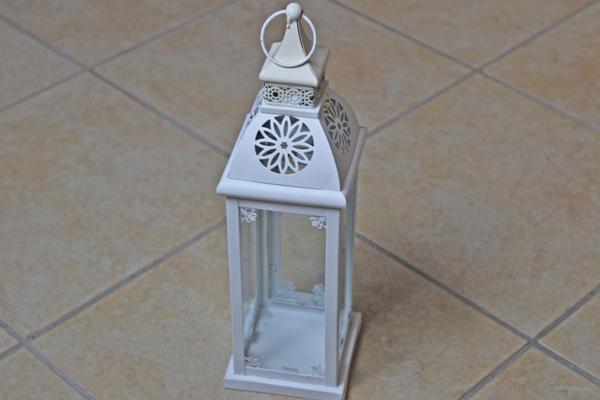 Leuchten & Lampen mieten & vermieten - Windlicht Laterne Höhe 40cm z.B. für Vintage Tischdekoration Hochzeit in Gröningen