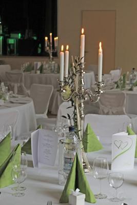 Leuchten & Lampen mieten & vermieten - Kerzenständer Kerzenleuchter Kerzenhalter 5-armig Höhe 63cm in Gröningen