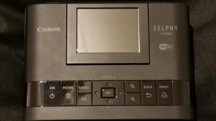 Drucker mieten & vermieten - Mieten Canon Selphy CP1300 Sofortbild Drucker 10x15 Leihen in Hamburg Eimsbüttel